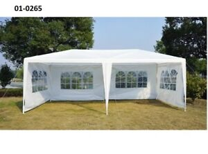 10 x 20 Party Tents with Walls