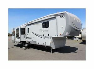 40 ft Heartland Big Country 5th Wheel 3595 RE