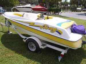 Jetboat for trade