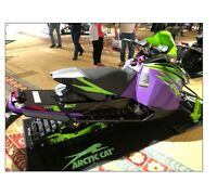 2019 Arctic Cat ZR 8000 LIMITED ES 129 Kitchener / Waterloo Kitchener Area Preview