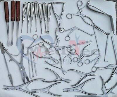 Brand New Spine Leminetomy Set Surgical Instruments Mti