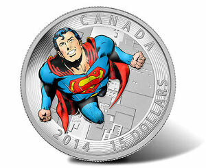 Superman coin 2014 Comic Book Covers: Action Comics #419