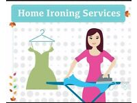 Home ironing services