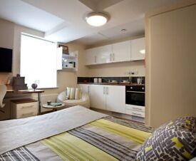 STUDENT ROOM TO RENT IN BIRMINGHAM, STUDIO WITH PRIVATE ROOM, PRIVATE BATHROOM AND PRIVATE KITCHEN