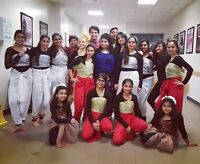 Dance for Fitness & Fun: Bollywood/Classical/Fusion Dance Class