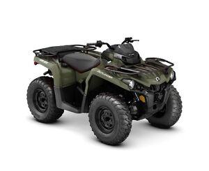 2016 Can-Am Outlander L 450 ATV