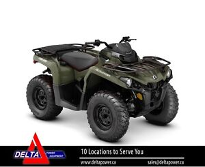 2016 Can-Am Outlander L 450 ATV