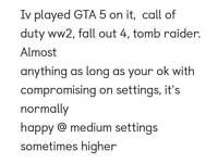 Gaming pc would swap for ps4
