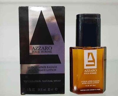 Azzaro After Shave Spray (Azzaro Azzaro Pour Homme After Shave 30 ML Spray New & Rare)