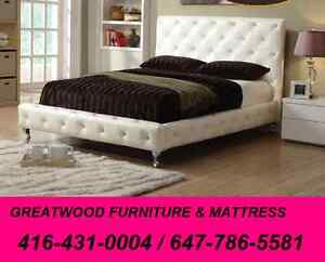 BRAND NEW QUEEN / DOUBLE SIZE CRYSTAL BED..$399