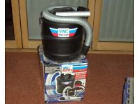 Ash Vacuum cleaner for clearing ash from fires etc as new