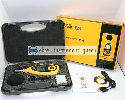 Ar854 Digital Noise Sound Level Meter Tester