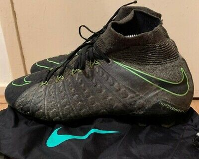 Nike Hypervenom Phantom 3 Elite Fg Football Boots Size 10 Uk