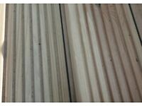 decking all sorts of timber 6 foot feather edge boards from £