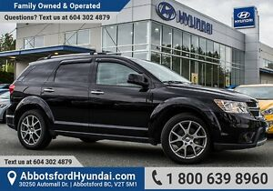2014 Dodge Journey R/T GREAT CONDITION & CERTIFIED ACCIDENT FREE