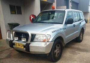 2005 Mitsubishi Pajero dIESEL MANUAL Woodbine Campbelltown Area Preview