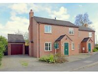 Beautiful 3 bed link detached 'Wren Cottage', Atcham, Shrewsbury