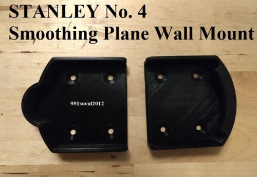 Stanley Bailey No. 4 Number 4 Smoothing Plane Wall mount