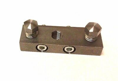 Lathe Tool Holder Block For Mazak 250 300 350 Cnc Turret Face Clamp For 1 Od