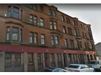 Traditional 1 bedroom 3rd floor Flat in Stevenson Street Bridgeton – Available Now