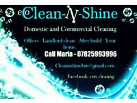 Clean-n-shine eco clean