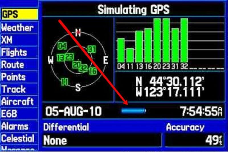 Garmin 010-10517-02 Li-Ion Battery for GPS-295 thru 496