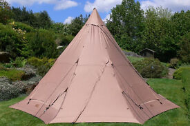 Tipi 6 by Green Outdoor