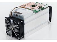 Antminer S9 Bitcoin Miner 13.5 TH/s