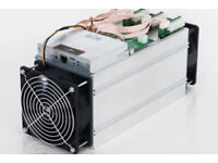 BITMAIN ANTMINER BITCOIN / BITCOIN CASH MINER WITH POWER PSU
