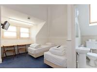 Twin bed self contained studio flat - Fellows Road NW3