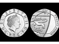 undated 20pence