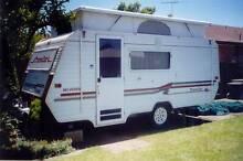 1997 Traveller pop top Caravan, $12,000.00 Thomastown Whittlesea Area Preview