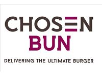 Cyclist / Pushbike - Chosen Bun Food Delivery