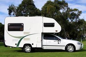 Ford Safari Overlander Automatic Motorhome with Shower & Toilet Albion Park Rail Shellharbour Area Preview
