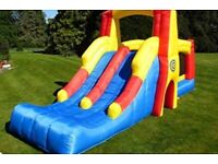 BOUNCY CASTLE with a slide- HIRE