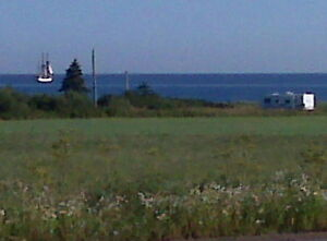 Private Beach Front Camper in Petit-Cap, NB