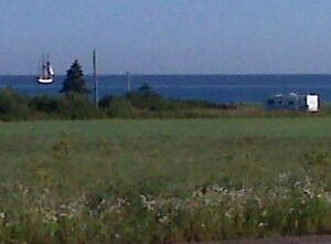 Private Beach Front Camper in Petit-Cap, NB