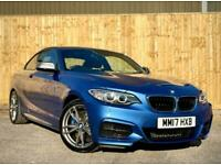 BMW M240i 3.0 AUTO LOW MILES WATCH HD VIDEO LOW APR FINANCE AVAILABLE WE DELIVER