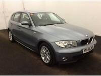 BMW 116 2006/56 MY 1.6 MY i SE PETROL - MANUAL - LONG MOT