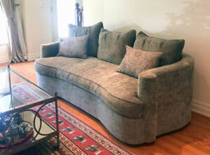 Sofa Set - 2 pieces fr sale by owner