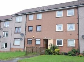 2 bedroom , ground floor, Charleston Drive flat, double glazing, gas central heating & furnished.