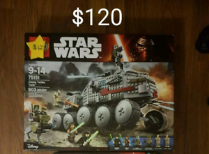 4 Brand New Lego Star Wars Sets $80 Each