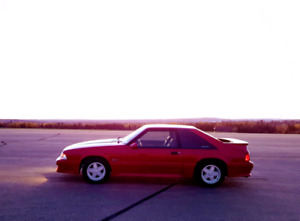 1987 Ford Mustang GT (clone)