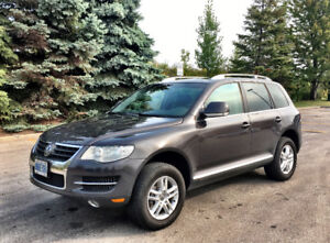 2008 VW Touareg 2 Performance Suspension Package SUV