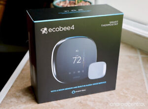 Ecobee 4 Thermostat For Sale