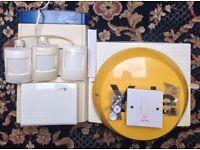 TEXECOM HOME INTRUDER SECURITY SURVEILLANCE ALARM SYSTEM YALE VERITAS BG SENSORS KEYPAD PANEL