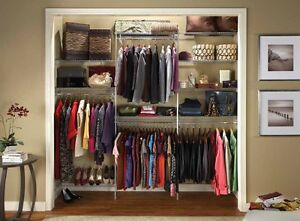 Closet and storage solutions design and installation Kawartha Lakes Peterborough Area image 2