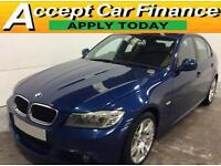 BMW 318 2.0TD 2010 M Sport FROM £40 PER WEEK!
