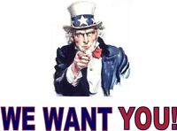 We Want You For Our Band