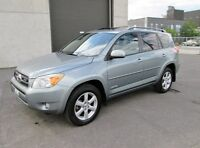 TOYOTA RAV4 LIMITED 2008 4X4-AWD CUIR TOIT MAG TRES PROPRE
